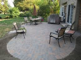 Patios With Pavers Garden Ideas Ideas For Patios With Pavers Paver Patio Ideas To