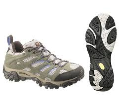 womens boots for hiking merrell s moab waterproof hiking shoes sportsman s warehouse