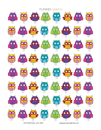 owls u2013 planner addiction