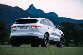 jaguar jeep 2018 2018 jaguar f pace review
