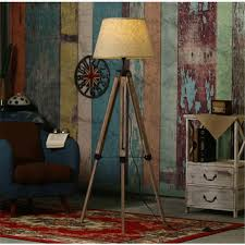 best rustic floor lamps homelights org