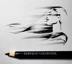 the 25 best charcoal drawings ideas on pinterest charcoal