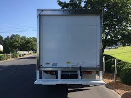 2015 mitsubishi fuso canter fe130 box truck triad freightliner