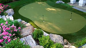 Building A Backyard Putting Green How Much Does It Cost To Build A Putting Green In Your Backyard