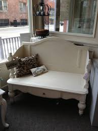 How Tall Is A Piano Bench Repurposed Bench This Piece Is Made From A Coffee Table And 2