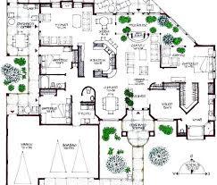 Contemporary Home Design Plans Top Modern House Floor Plans - Contemporary home design plans