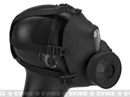 gas mask costume matrix mock costume gas mask with fans black evike