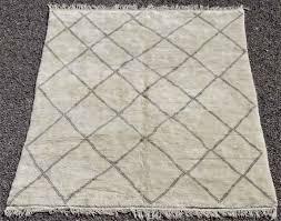 wool rugs beni ourain rug n bo36317 390 cm x 320 cm