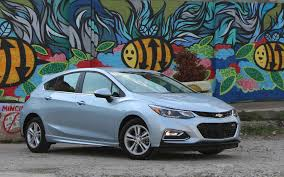 2017 chevrolet cruze hatch out to play golf review