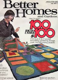 Better Homes And Gardens Decorating Book by 1975 Better Homes And Gardens Linda Vernon Humor