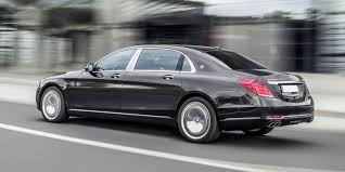2017 mercedes maybach s class sedan play rolls royce carbuzz info
