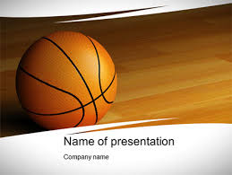 basketball presentation template basketball presentation