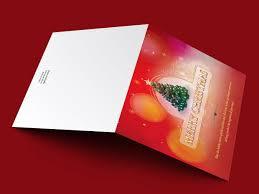christmas greeting card template templates creative market