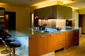 eclairage pour cuisine moderne eclairage pour cuisine clairage cuisine moderne led les