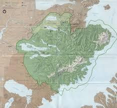 Alaska national parks images Free download alaska national park maps jpg