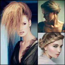 medium hairstyles short hairstyles front and back view