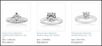 how much does an engagement ring cost forevermark should you buy a forevermark diamond