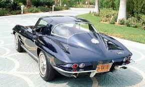 how did corvette get its name the complete history of the corvette stingray