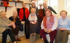Home Instead by Home Instead Senior Care Christmas Delivery Spreads Festive