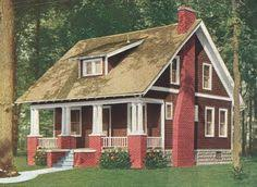 red sided house married a tree hugger craftsman education