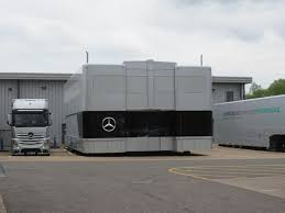 f1 motorhome schuler relaunched the motorhome of mercedes amg petronas formula