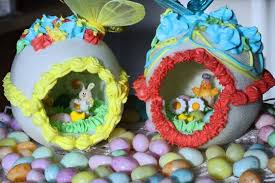 panoramic sugar easter eggs this is the best description i ve seen of how to make these for