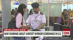 Flight Attendant Jobs In Columbus Ohio Flying Public Close To U0027breaking Point U0027 With Tsa Cnn Travel