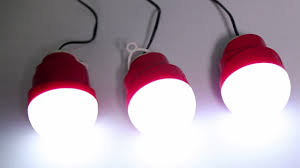 Red Led Light Bulb by Mr 9 Led Light Bulb Youtube