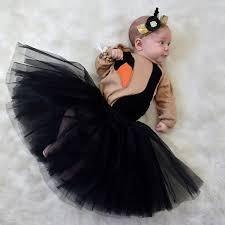 ballerina halloween costume black swan costume baby black swan bird halloween costume funny