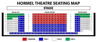 Maps Phoenix Seating Maps Phoenix Theatre