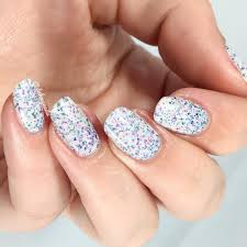 Easter Nail Designs Speckled Nail Polish Mailevel Net
