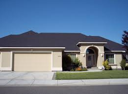 best two earth tone combination colors paint for home exterior