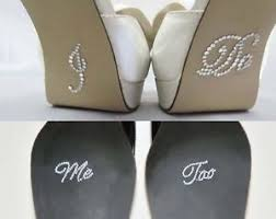 wedding shoes help me i do me wedding shoes sticker diamond rhinestone