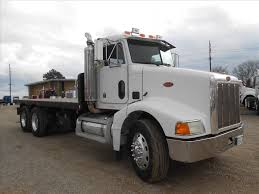 used peterbilt trucks used 2004 peterbilt 385 flatbed truck for sale in ms 6470