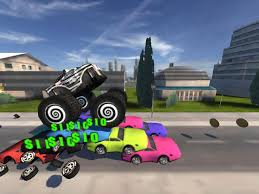 monster truck crushing power app store