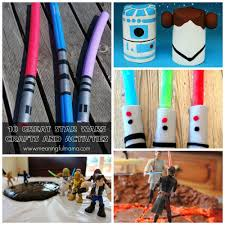10 great star wars crafts and activities