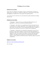 cover letter for a position image collections cover letter sample