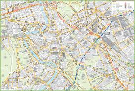 Large Rome Maps For Free by Rome City Centre Map