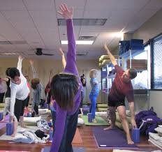 creative yoga for healthy aging a workshop with baxter bell
