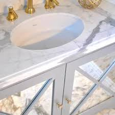 mirror vanities for bathrooms mirrored bathroom vanity design ideas