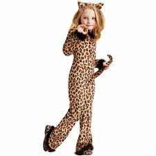 Walmart Halloween Makeup by Pretty Leopard Child Halloween Costume Walmart Com