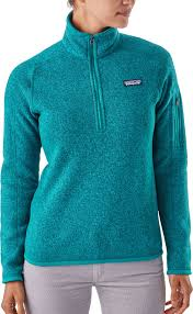 patagonia s better sweater patagonia s better sweater quarter zip fleece jacket