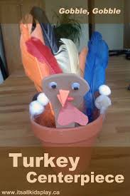 an easy thanksgiving centerpiece craft for they ll adding
