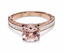 custom engagement rings images Natural morganite custom engagement rings online australia JPG