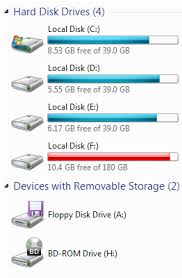 how to change hard disk drive letter in windows7