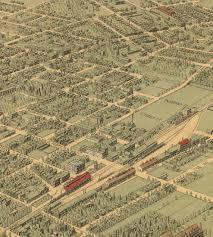 Vta San Jose Map by Sp San Jose Stations San Pedro U0026 Market Streets