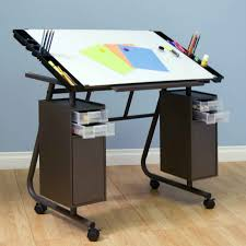 Drafting Table Storage Furniture Movable Drafting Table Ikea With Storage And Wood