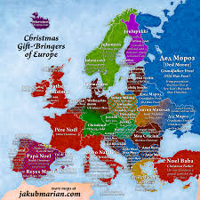 christmas gift christmas gift bringers of europe