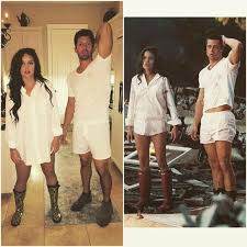 Romantic Halloween Costumes 20 Cheap Diy Cute Couples Halloween Costume Ideas 2017