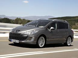 peugeot pre owned peugeot 308 sw 2009 pictures information u0026 specs
